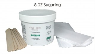 8 oz sugaring