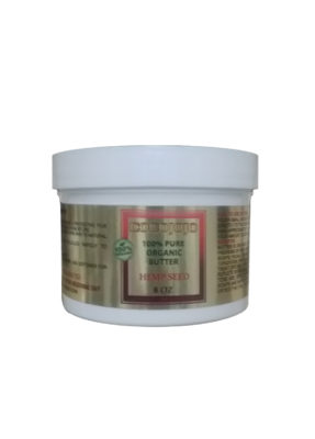 100% pure organic raw fresh butters