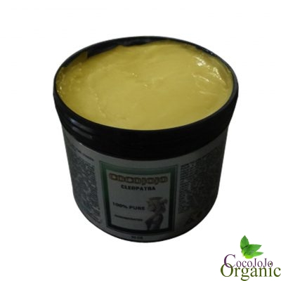 100% pure organic argan butter blends by cocojojo.com