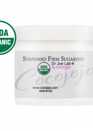 Certified Organic Standard Sugar Wax for Sugaring 10 OZ
