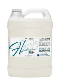 Lavender Hydrosol Gallon 128 ounces water ounce floral hydro