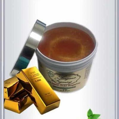 24k gold sugaring