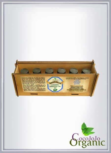 Front Cooling Essential Oils Box