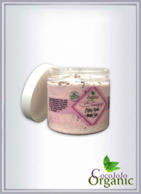 Milky-Rose Bath salts