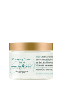 Purifying Cream Mask with Green Tea and Tannin