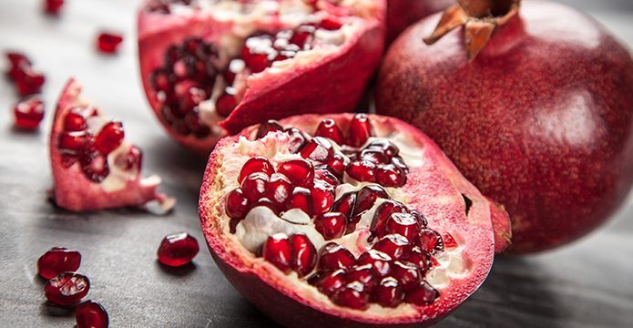 Advantages of Using Pomegranate Oil